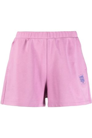 Opening Ceremony Women Shorts - WOMEN'S YWCI001S21FLE0023047 COTTON SHORTS