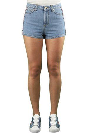 Chiara Ferragni Women Shorts - WOMEN'S 21PECFS049 COTTON SHORTS