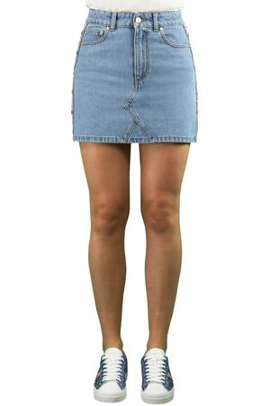 Chiara Ferragni Women Skirts - WOMEN'S 21PECFST050 COTTON SKIRT