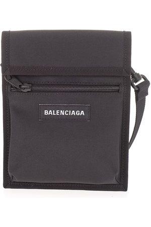 Balenciaga Men Purses & Wallets - MEN'S 6559822JMJX1000 POLYESTER MESSENGER BAG