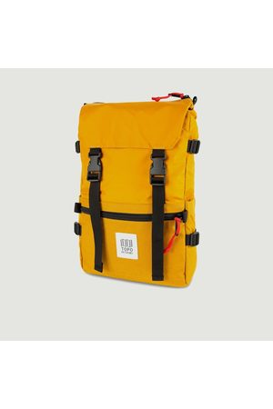 TOPO Rover canvas backpack Mustard