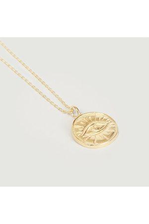 Monsieur Women Necklaces - Joseph Necklace Silver-gilt