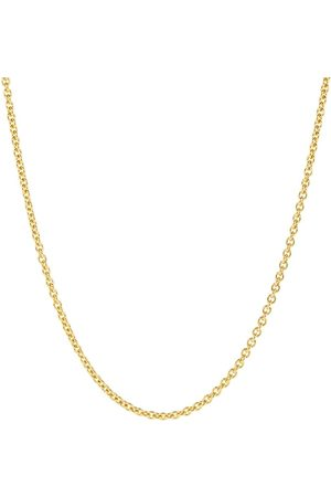 Marissa Diamonds Women Necklaces - 36 Inch 2.2MM Yellow Round Cable Chain