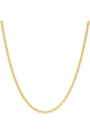 Marissa Diamonds Women Necklaces - 36 Inch 3.0MM Yellow Round Cable Chain