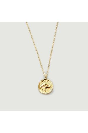 Monsieur Women Necklaces - Petit Joseph Necklace Silver-gilt
