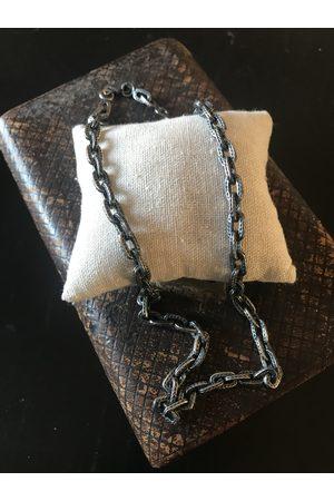 WINDOW DRESSING THE SOUL Tenes - Oxidised 925 chain