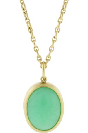IRENE NEUWIRTH JEWELRY Women Necklaces - Limited Edition Mint Chrysoprase Pendant