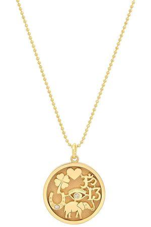 Jennifer Meyer Women Necklaces - Good Luck Necklace