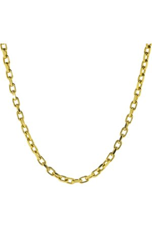 BUDDHA MAMA Women Necklaces - Diamond Cut Cable Chain