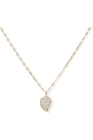 TAMARA COMOLLI Women Necklaces - Rose Gold Pave Diamond Drop Sparkle Chain