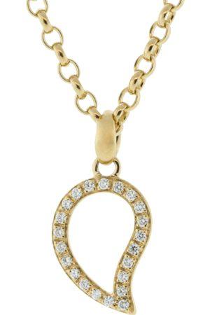 TAMARA COMOLLI Women Necklaces - Small Diamond Pave Signature Pendant