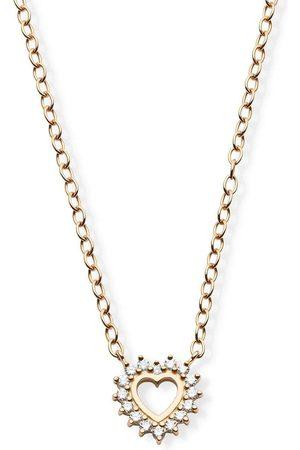 NOUVEL HERITAGE Women Necklaces - Medium Mystic Diamond Love Necklace