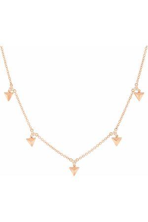 Alessa Jewelry Eruption Rising Diamond Choker