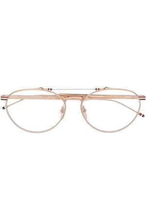 Thom Browne Sunglasses - Aviator-frame glasses