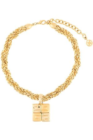 Givenchy Pre-Owned 4G-charm necklace