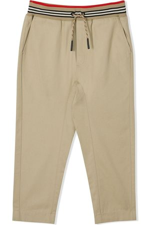 Burberry Trousers - Icon Stripe trousers