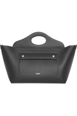 Burberry Women Handbags - Small Pocket tote bag