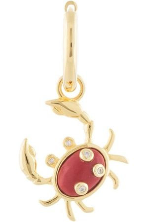 ESHVI Crab pendant earring