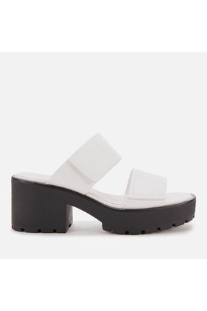 Vagabond Women Platforms - Women's Dioon Leather Heeled Mules