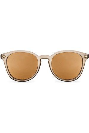 Le Specs Women Sunglasses - Bandwagon Sunglasses in ,Taupe.