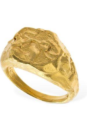 Alighieri Leo Signet Ring
