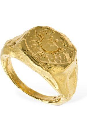 Alighieri Cancer Signet Ring