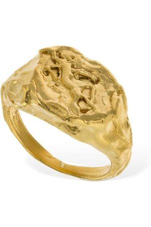 Alighieri Gemini Signet Ring