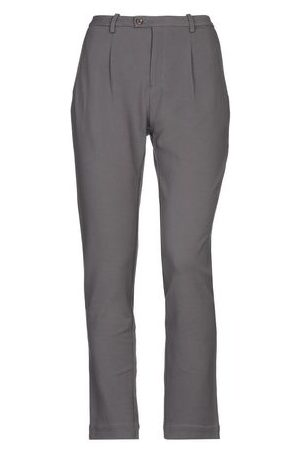 Paolo Pecora Women Trousers - TROUSERS - Casual trousers