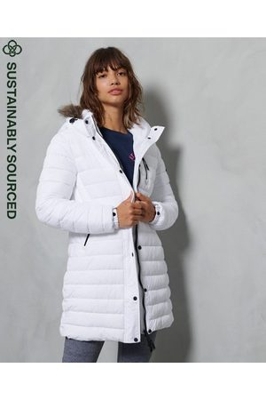 Superdry Women Jackets - Super Fuji Jacket