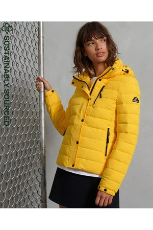 Superdry Women Summer Jackets - Classic Fuji Padded Jacket