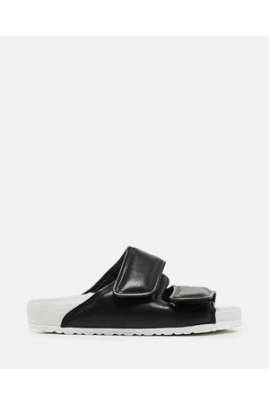 Birkenstock Men Sandals - X CENTRAL SAINT MARTINS Cozy sandals by Dingyun Zhang size 41