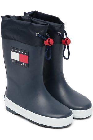 Tommy Hilfiger Logo-patch wellington boots