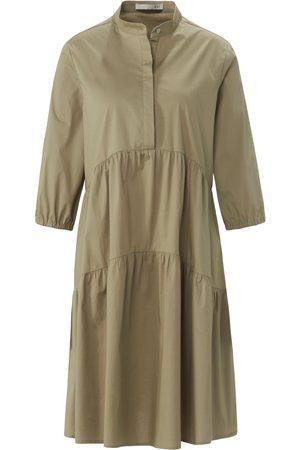 Oui Dress 3/4-length sleeves size: 10