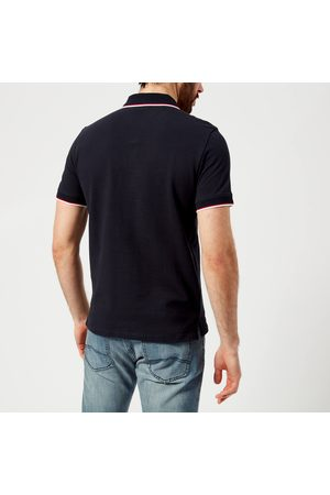 Armani Men's Tipped Polo Shirt
