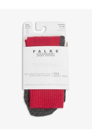 Falke TK2 Trek Short Cool woven socks
