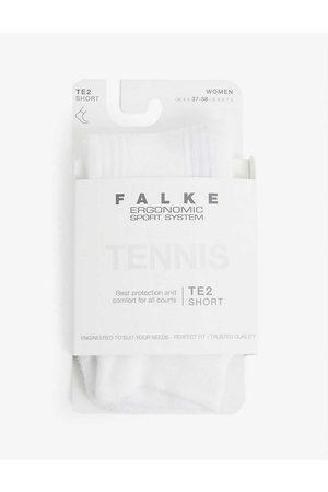 Falke TE4 Tennis nylon and cotton-blend socks
