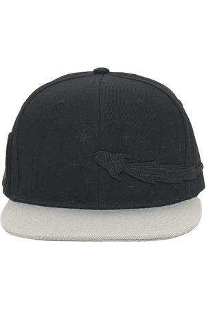 ENTERPRISE JAPAN Men Hats - Logo Embroidered Canvas Baseball Hat