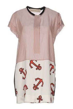 SHIRTAPORTER Women Dresses - DRESSES - Short dresses