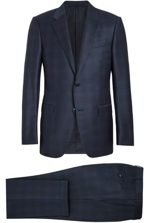 Ermenegildo Zegna Wool Single-Breasted Suit