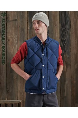 Superdry DRY Limited Edition Dry Duck Down Gilet