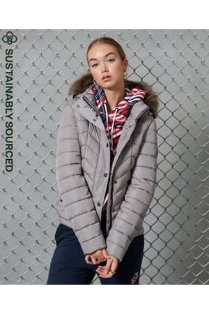 Superdry Luxe Fuji Padded Jacket