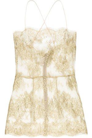 Gilda & Pearl Women Slips & Underskirts - Harlow short slip - Metallic