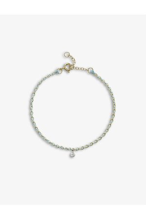 The Alkemistry Vianna 18ct - and 0.08ct diamond bracelet