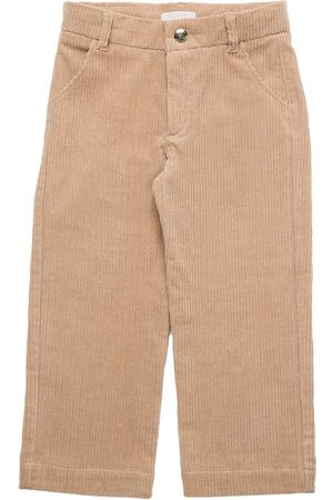 CHLOÉ Cotton Corduroy Pants