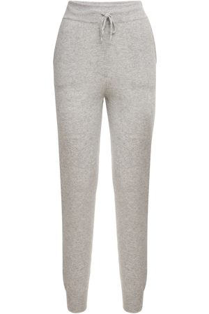 Loulou Studio Maddalena Cashmere Knit Sweatpants