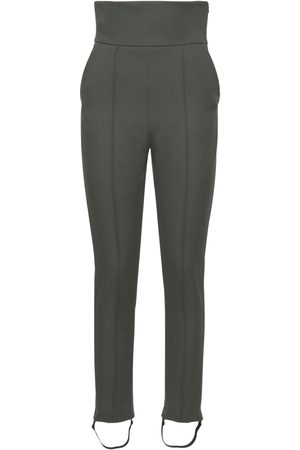 Loulou Studio Pinzon Wool Blend Stirrup Pants