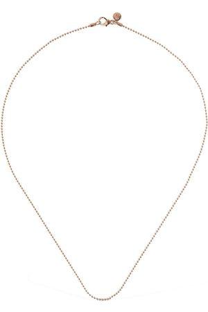 DODO 9kt Bollicine Chain Necklace
