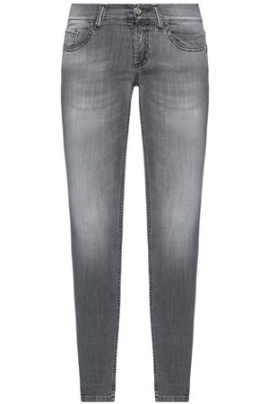FRANKIE MORELLO Women Trousers - DENIM - Denim trousers