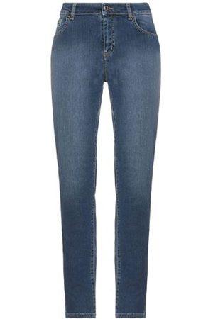Caractere Women Trousers - DENIM - Denim trousers