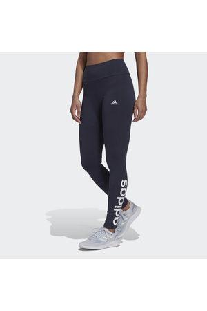 Adidas LOUNGEWEAR Essentials High-Waisted Logo Leggings